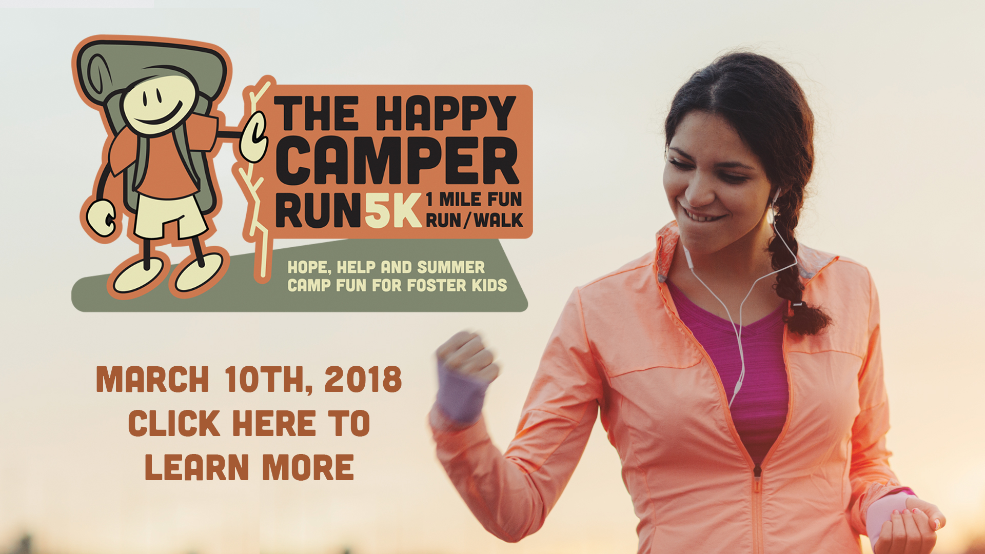 Learn About The Happy Camper Run
