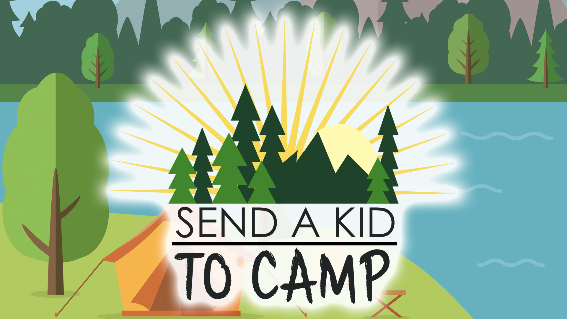 Learn about Send A Kid To Camp Day